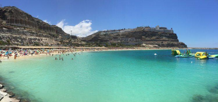 Reise nach Gran Canaria im Winter