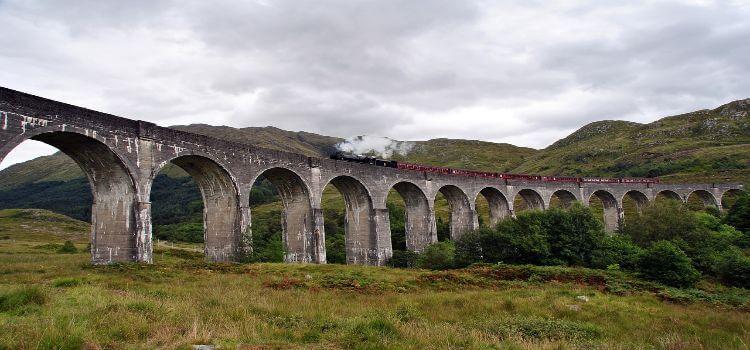 Bild vom Glenfinnan Viaduct