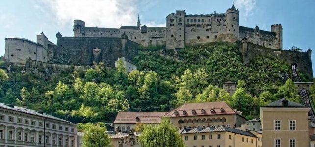 Salzburg – Eine Stadt wie eine Theaterkulisse