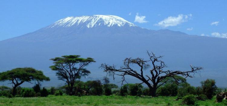 Wissenswertes über den Kilimandscharo in Afrika