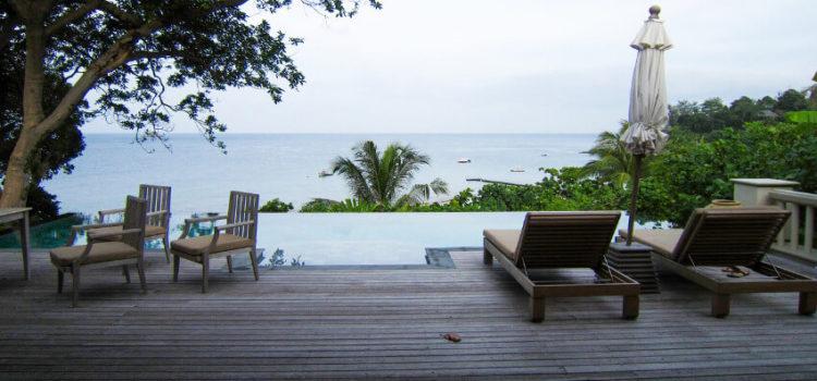 Luxusurlaub in der eigenen Villa in Zeiten von Corona