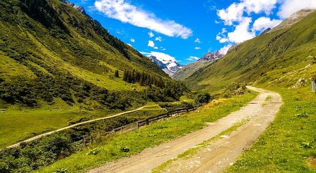 Attraktionen der Tiroler Bergwelt